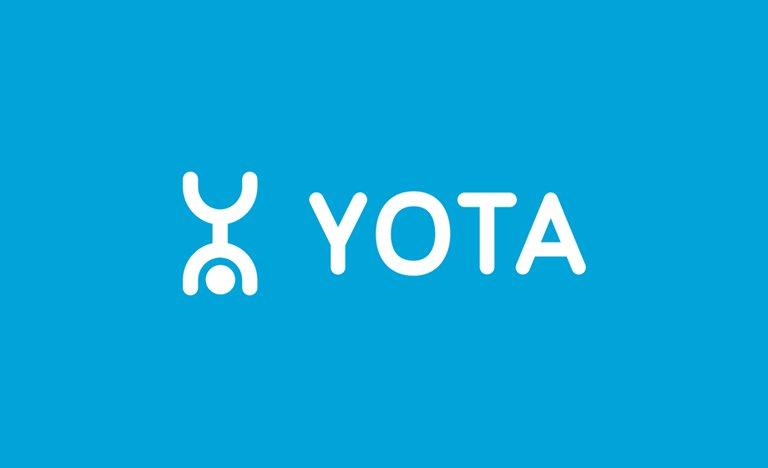 Yota в городе Красногорск